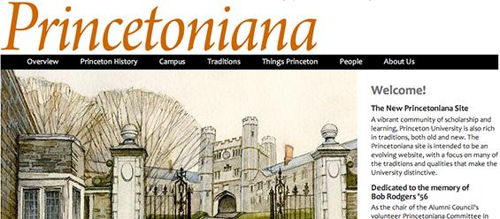 princetoniana