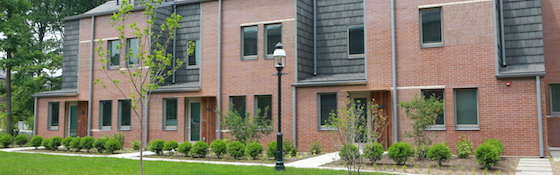 Lakeside tour, Graduate housing